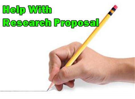 Research proposal uk format